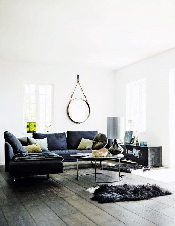 INTERIORS INSPIRATION: Nordic Noir & How To Create An Authentic Scandinavian Home