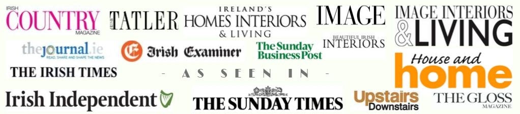 HAUS Concept Store interiors homewares ireland in Irish interiors magazines