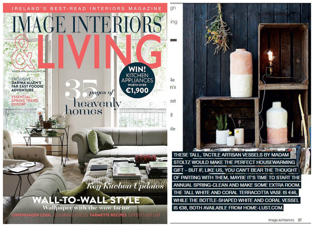 Home-lust.com Features In Irish Interiors Magazines And