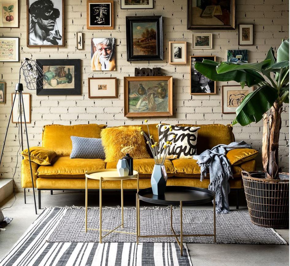 Interiors Inspiration: 70s Revival