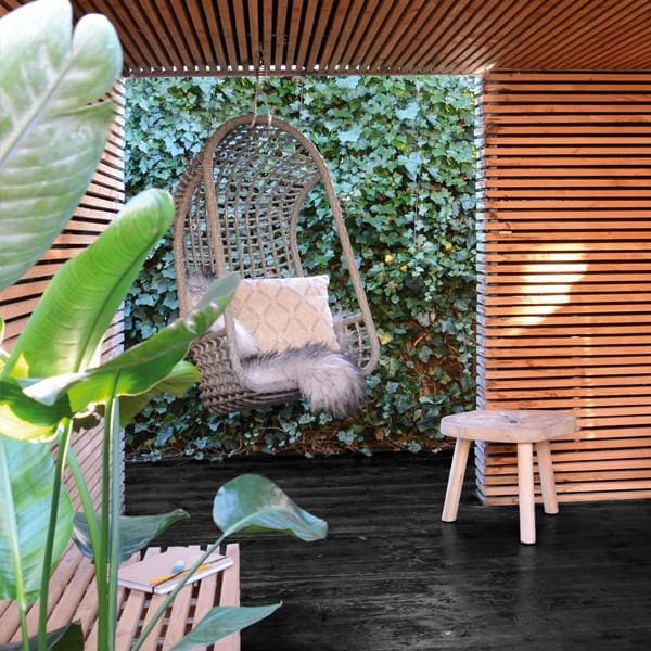 Cocoon rattan hanging chairs-Ireland