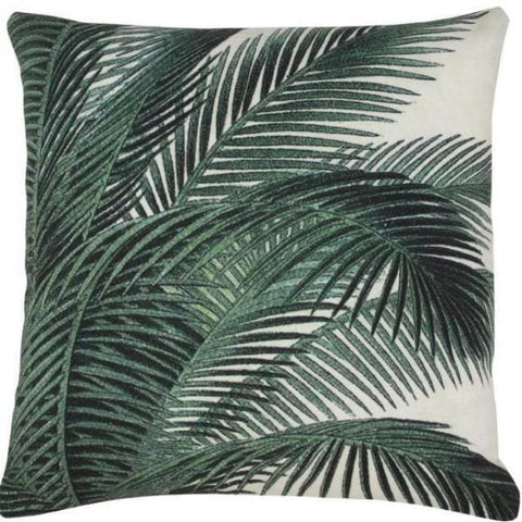 Palm leaf cushion-Ireland