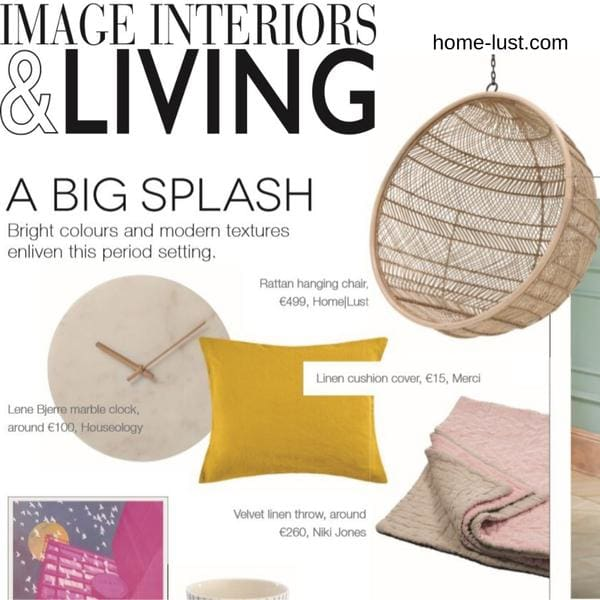 IMAGE INTERIORS and LIVING image.ie