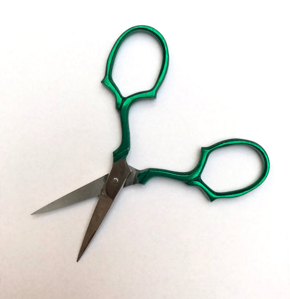 Green Beauty Scissors