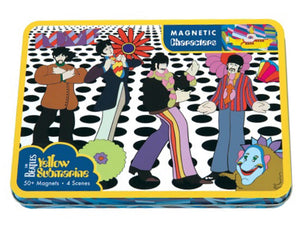The Beatles Yellow Submarine Magnetic Set