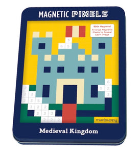 Medieval Kingdom Magnetic Pixels