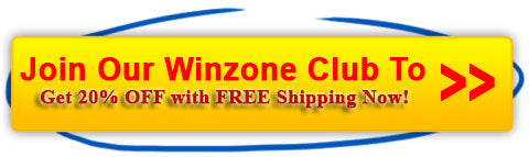Join Our Winzone Club To Get 20% OFF with Free Shipping Now!