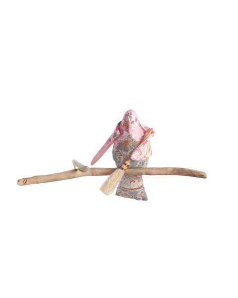 Liberty print 'Cinderella' Bird Cot Mobile