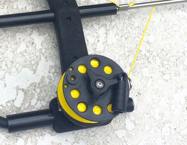 Sea Archer® 30m Reel - lined with spectra