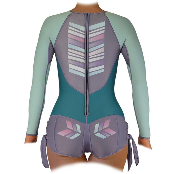 Sirensong Wetsuits | Acai Long-Sleeve Springsuit