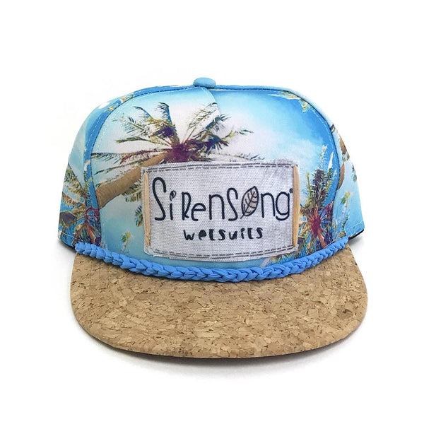 Cork-Brim Surf Hat - Tradewinds-Sirensong Wetsuits-Sirensong Wetsuits