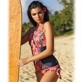 Sirensong Wetsuits | Malabar Sleeveless Hawaiian-Cut Springsuit