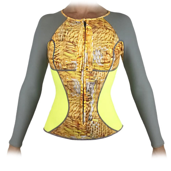 Sirensong Wetsuits | Saffra Long-Sleeve Jacket