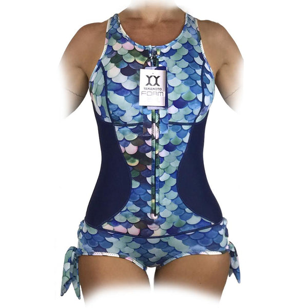Sirensong Wetsuits | Siren Sleeveless Booty-Cut Springsuit