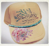 Sirensong Surf Hat (custom/surprise design)-Sirensong Wetsuits-Sirensong Wetsuits