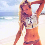 Sirensong Wetsuits | Wanderlust Crop Top