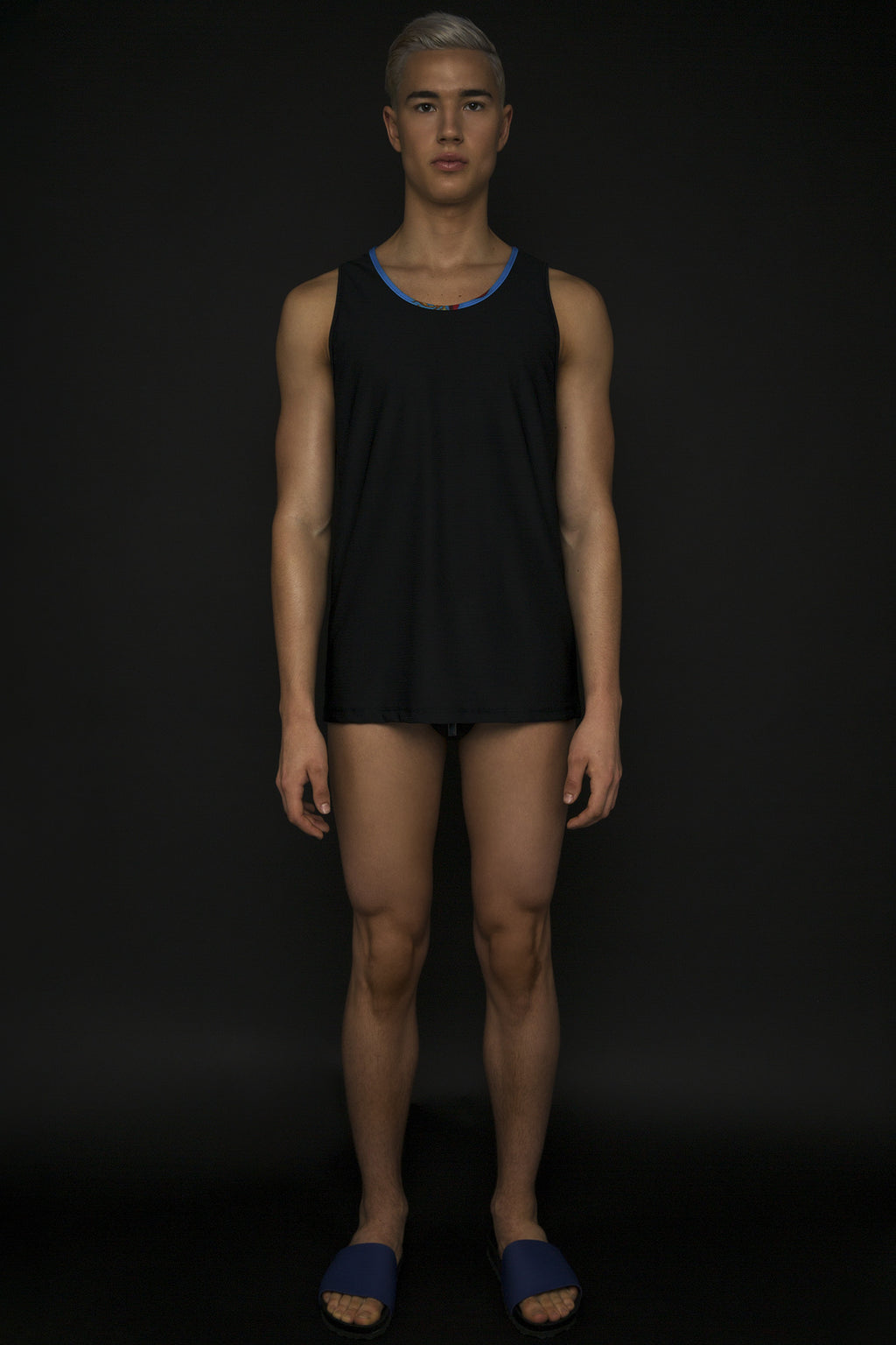 SEA SHELL ROYAL SINGLET