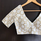 The Flower Power Blouse