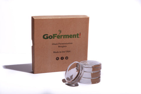 Fermentation Weights - Made in the USA!