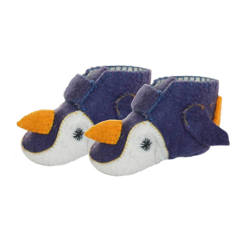 Penguin Toddler Zooties - Silk Road Bazaar