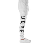 Gradient Splatter Sweatpants