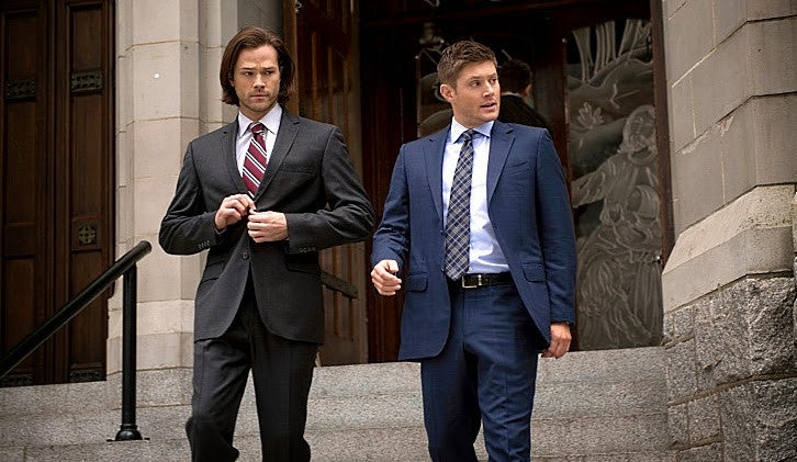 'Supernatural' season 11: Jared Padalecki, Jensen Ackles wrap up filming