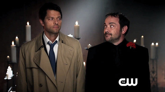 'Supernatural' Roundup: Are God and Amara Coming Back? Plus Find out Why Castiel and Crowley Are Teaming Up