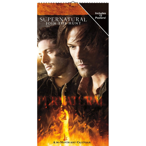 Supernatural Wall Calendar - Calendar - Supernatural-Sickness - 1