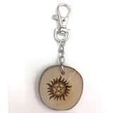 Supernatural Anti Possession Keychain