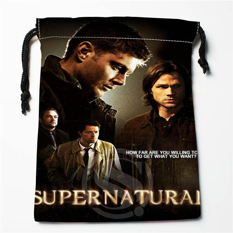 Supernatural Cast Folding Bag - Bags - Supernatural-Sickness