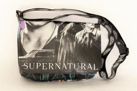 Supernatural Comic-Con Souvenir Bag - Bags - Supernatural-Sickness - 1