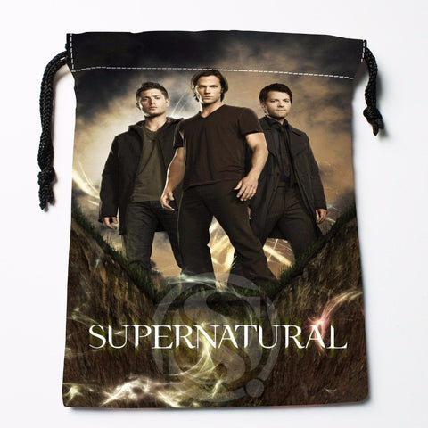 Supernatural Dean Sam Cas Folding Bag - Bags - Supernatural-Sickness