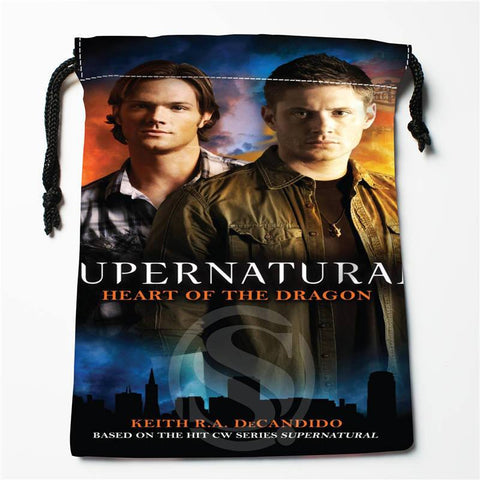 Supernatural Heart Of The Dragon Folding Bag - Bags - Supernatural-Sickness