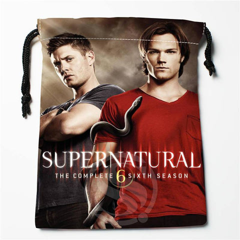 Supernatural Season 6 Folding Bag - Bags - Supernatural-Sickness