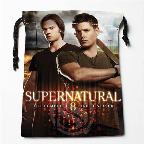 Supernatural Season 8 Folding Bag - Bags - Supernatural-Sickness