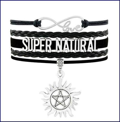 Supernatural Anti Possession Bracelet (Free Shipping) - Bracelet - Supernatural-Sickness