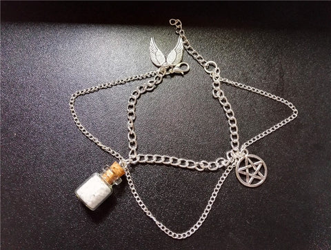 Supernatural Charms Bracelet (Free Shipping) - Bracelet - Supernatural-Sickness - 1