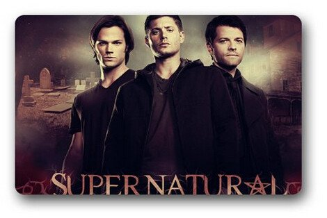 Supernatural Dean Sam Cas Floor Carpet (Free Shipping) - Carpet - Supernatural-Sickness - 1