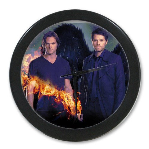Sam Cas Wall Clock - Clock - Supernatural-Sickness - 1