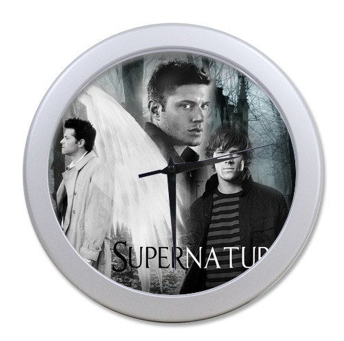 Supernatural Elegant Wall Clock - Clock - Supernatural-Sickness - 1