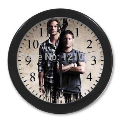 Supernatural Winchester Bros Wall Clock - Clock - Supernatural-Sickness
