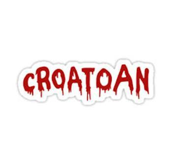 Croatoan Decal - Decal - Supernatural-Sickness