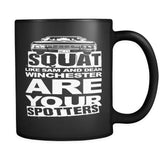 Are your Spotters - Mug - Drinkware - Supernatural-Sickness - 1