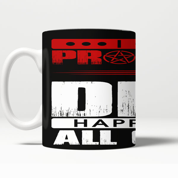 99 problems with Dean - Mug - Drinkwear - Supernatural-Sickness - 7