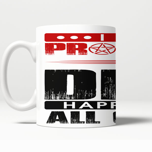 99 problems with Dean - Mug - Drinkwear - Supernatural-Sickness - 10