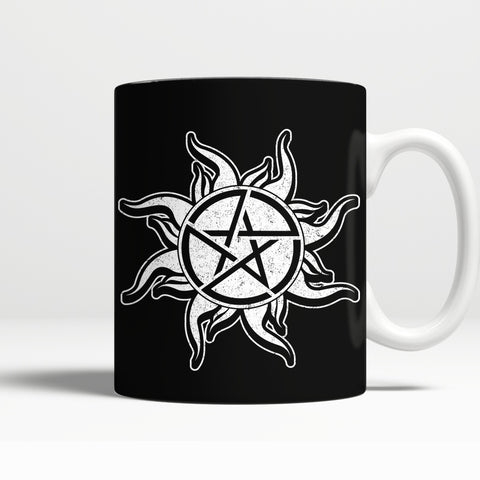Anti Possession - Mug - Drinkwear - Supernatural-Sickness - 1