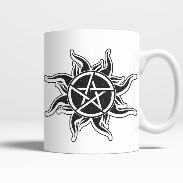 Anti Possession - Mug - Drinkwear - Supernatural-Sickness - 3
