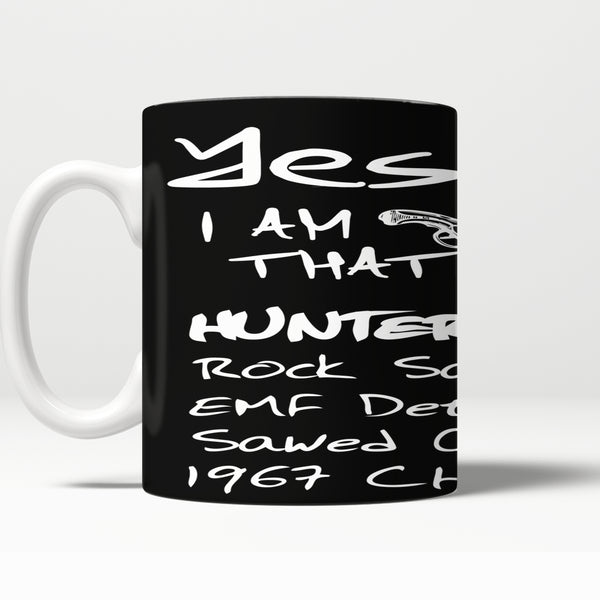 Crazy Hunter - Mug - Drinkwear - Supernatural-Sickness - 12