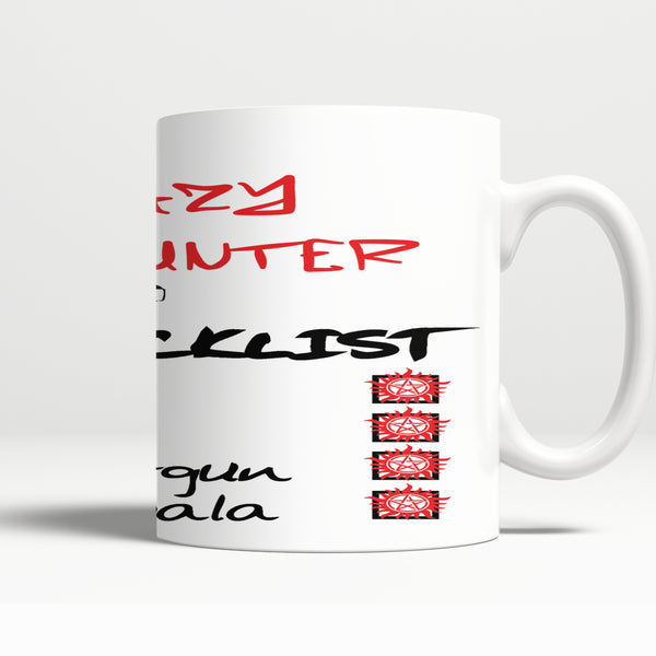 Crazy Hunter - Mug - Drinkwear - Supernatural-Sickness - 2