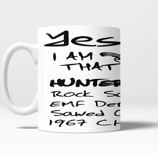 Crazy Hunter - Mug - Drinkwear - Supernatural-Sickness - 4